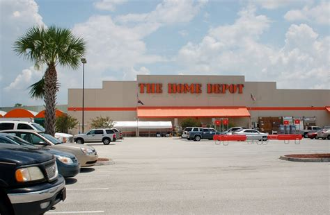 panoramio photo of home depot at lake wales fl