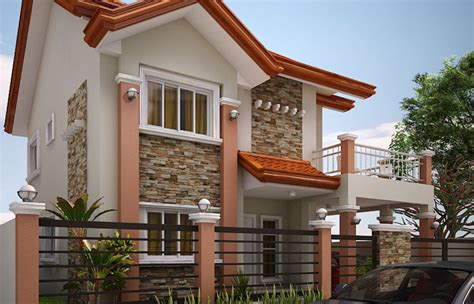 house design modern 2015 home design free floor plan for this model house bahay ofw