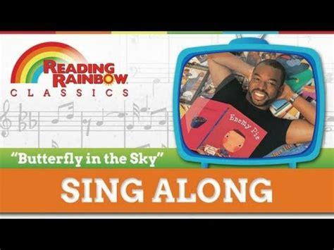 reading rainbow themes reading rainbow lyrics look it s the reading rainbow