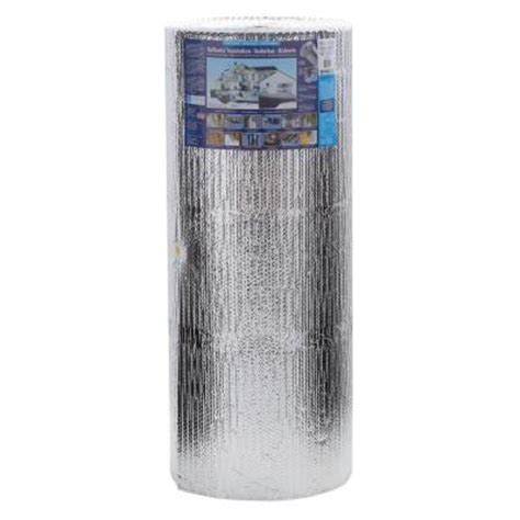 reflectix 48 in x 25 ft reflective insulation