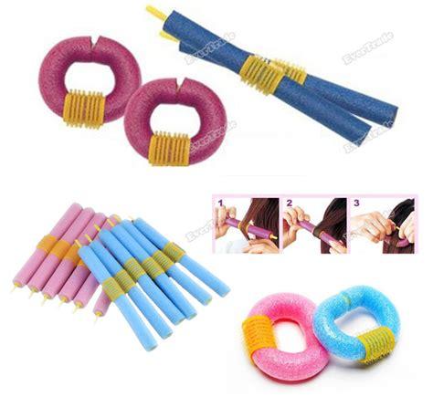 Bendy Hair Roller Sponge Isi 6 sponge curlers hair styles hairstyle 2013