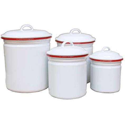 white kitchen canisters red and white kitchen canisters for storage red kitchen