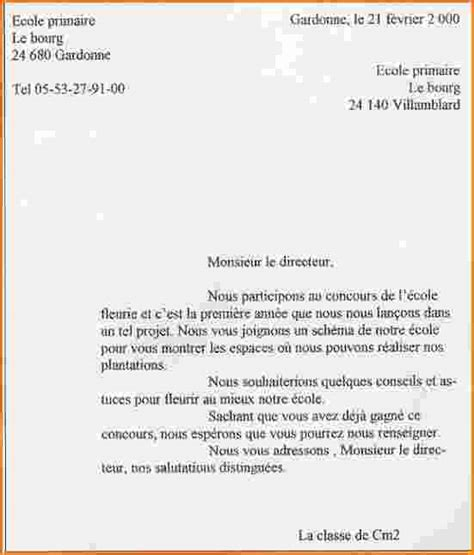 Ecole De Lettres En 9 Lettre De Motivation Stage 233 Cole Maternelle Exemple