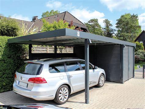 carport abmessungen einzelcarports carceffo moderne carports garagen