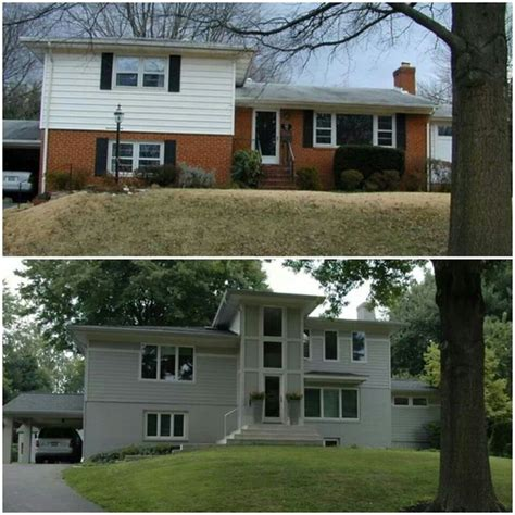before and after updating a exterior update before and after furniture home dyi