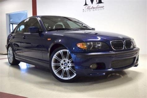 2005 Bmw 330i For Sale by 2005 Bmw 330i Zhp German Cars For Sale