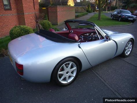 Tvr Griffith For Sale Object Moved