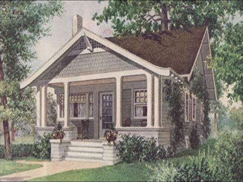 small craftsman bungalow house plans tiny bungalow house plans