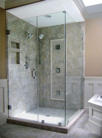 Steam Shower Doors Glass Frameless 25 Best Ideas About Glass Shower Enclosures On Pinterest Bathrooms Decorating Around