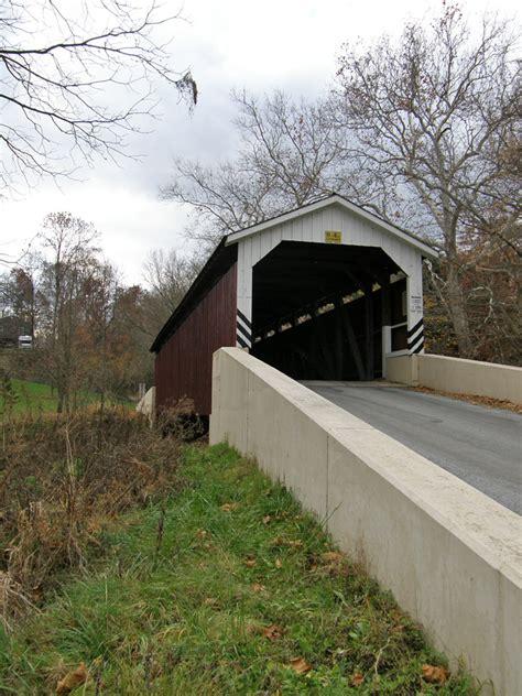Bahum 10 Inch pennsylvania covered bridge 38 36 25 baumgardner s mill