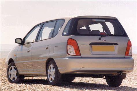 2000 Kia Carens kia carens 2000 2006 used car review car review