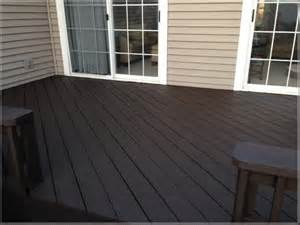 Wood Deck Painting Ideas » Home Design 2017