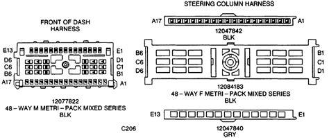 amazing 1994 chevrolet s10 wiring diagram contemporary