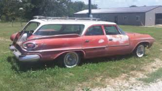 1961 dodge pioneer station wagon for sale photos