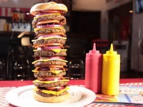 Backyard Saloon The Most Ridiculous Burgers For Sale In The U S Health