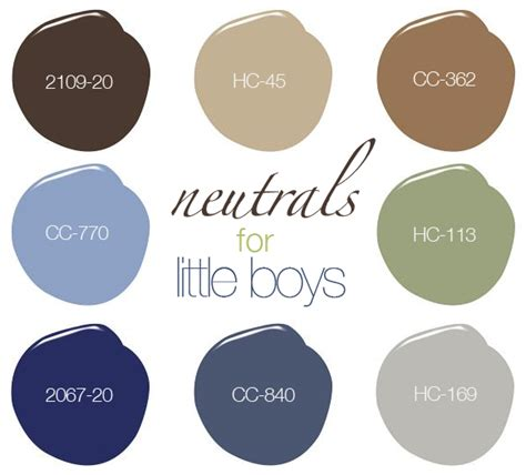 a neutral palette for boys bedrooms neutral tones boys