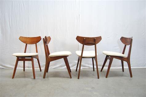 stoelen bekleden amstelveen teakhouten jaren 60 eettafelstoelen van awa holland de