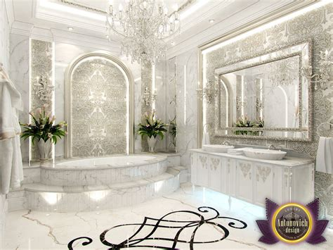 Bathroom Mirror Design luxury antonovich design uae interior bathroom from