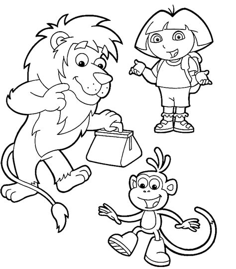 thanksgiving coloring pages nick jr nick jr dora coloring pages az coloring pages