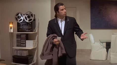 John Travolta Meme - john travolta looking confused gifs put the pulp fiction