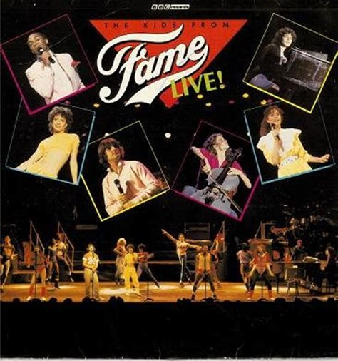 kids from fame media starmaker 30th anniversary kids from fame media kids from fame live album 1983 30