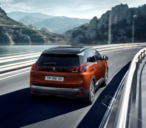 peugeot cars south africa peugeot 3008 coming to sa in 2017 cars co za