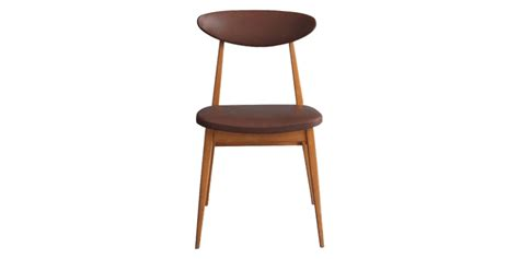 narrow upholstered dining chairs narrow dining chair with sleek angled legs