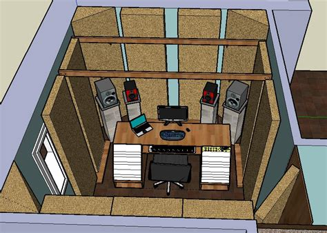 small recording studio design interior design ideas
