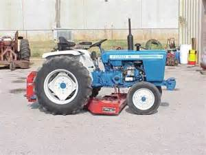 Ford 1500 Tractor Ford 1500 Tractorshed