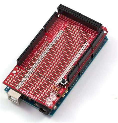 arduino assembly tutorial proto shield kit for arduino mega