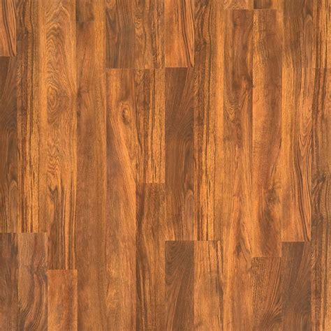 shop style selections auburn stained white oak 8 03 in w x 3 96 ft l smooth wood plank laminate