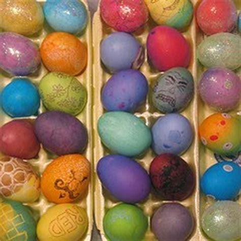 decorar huevos porexpan como pintar huevos de pascua trucos y consejos