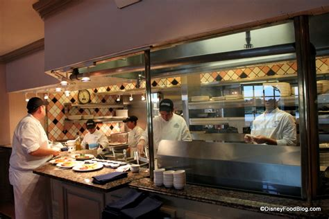 kitchen show review narcoossee s at disney s grand floridian resort