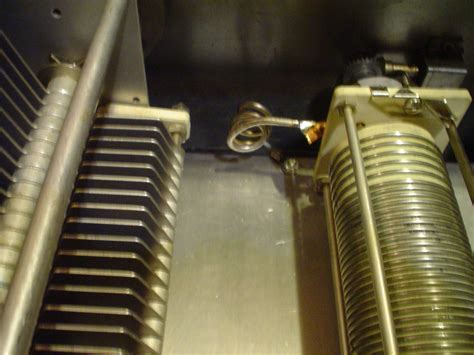 homebrew roller inductor homebrew kw antenna tuner