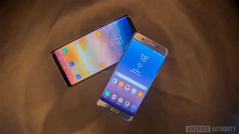 Samsung Note 8 Fan Edition samsung galaxy note 8 vs galaxy note fan edition autos post