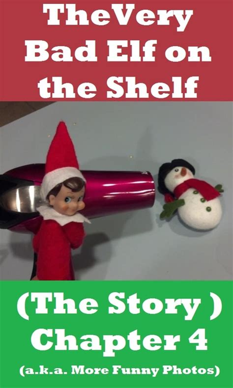 The Story On A Shelf by Bad On The Shelf Stories Bad On The Shelf