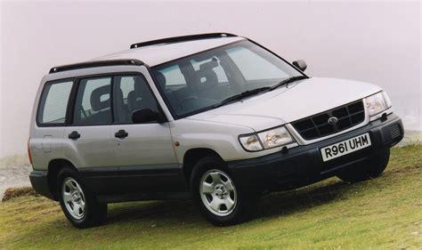 subaru forester station wagon subaru forester 1997 la station wagon con le ridotte