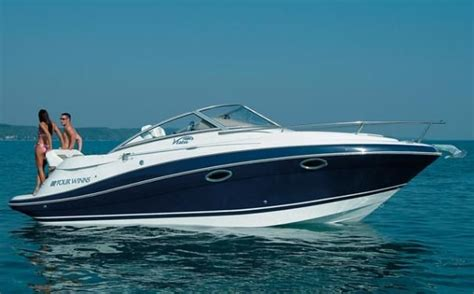 boats for sale in chester ct 2006 four winns 258 vista power boat for sale www