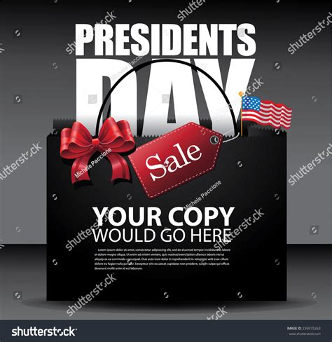 z gallerie presidents day sale presidents day sale background eps 10 vector stock