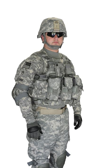 Us Army Finder Image Detail For Army Combat Acu Says The Sergeant