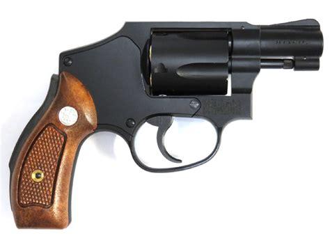 Smith Wesson M40 楽天市場 タナカ ガスリボルバー smith wesson m40 センチニアル 2インチ ヘビーウェイトブラック