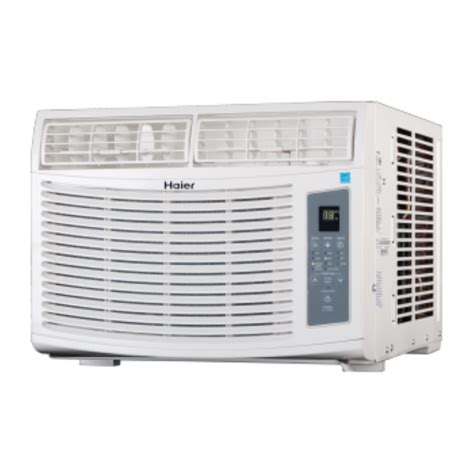 room air conditioners haier esa412n 12 000 btu energy room air conditioner