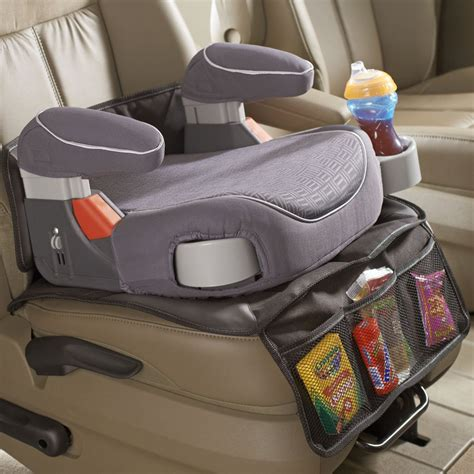 car seat protector mat in car seat organizers