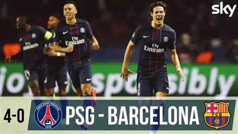barcelona quora what was your analysis on barcelona beating psg 6 1 quora