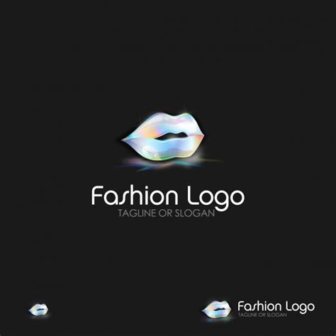 fashion logo template vector free download