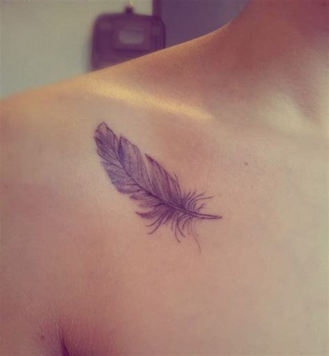 small white feather tattoo small feather tattoos with quotes quotesgram