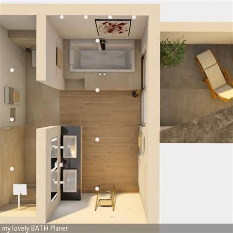 Badezimmergestaltung 6 Qm by Badplanung Grundriss Grundrisse Badezimmer Und B 228 Der