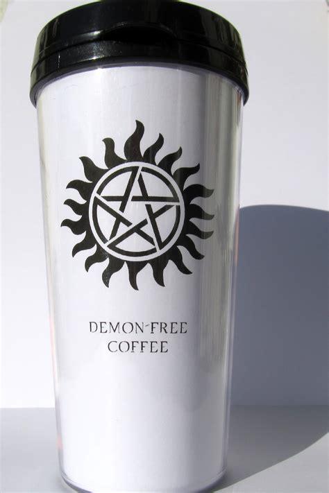 Supernatural Thermal Mug By F A On Deviantart