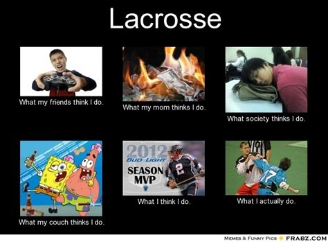 Lacrosse Memes - lacrosse baseball memes