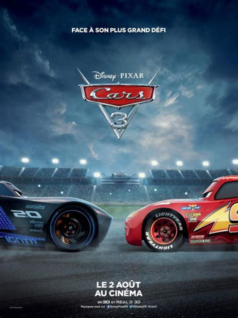 Cars Poster cars 3 2017 poster 3 trailer addict